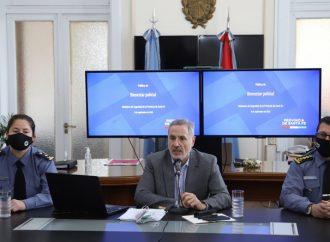 Marcelo Sain anunció mejoras salariales y un plus para el personal policial que hace tareas de calle