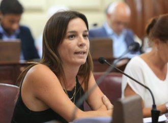 """""""La paridad es un avance para una democracia mejor"""", dijo la diputada De Ponti"""
