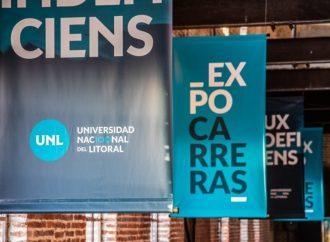 Expocarreras UNL: agenda en vivo y con alcance nacional