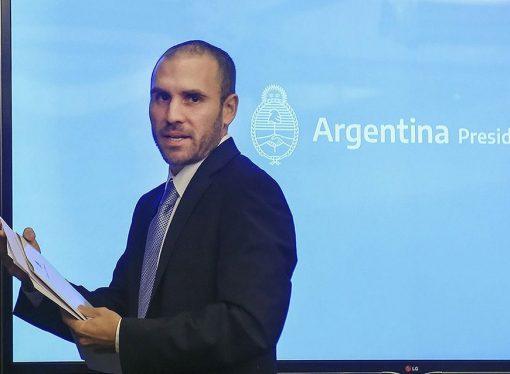Martín Guzmán dio detalles para estimular el ahorro en pesos