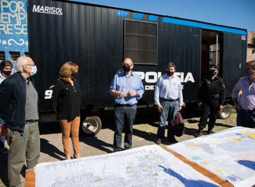 Plan Incluir: la Provincia puso en marcha el operativo en Santa Fe