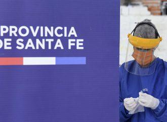 Coronavirus: 450 casos en Santa Fe y 21 muertes
