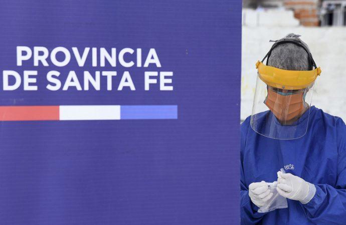 Coronavirus en Santa Fe: 2.659 casos y 42 fallecidos