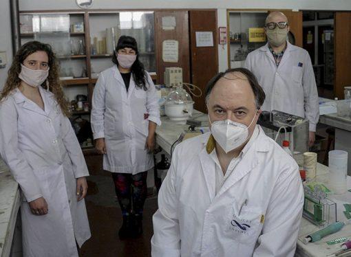 Un test argentino detecta el virus Covid-19 en sólo cinco minutos