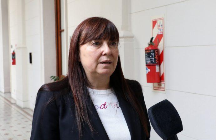 Internaron a la secretaria de Estado de Igualdad y Género, Celia Arena
