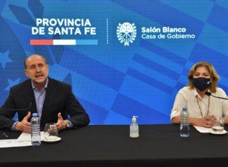 Omar Perotti confirmó que no habrá nuevas restricciones