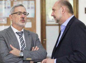 El ministro Saín dio positivo de coronavirus y el gobernador Perotti quedó aislado