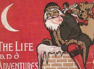 Papá Noel: la construcción del mito en cuatro pasos