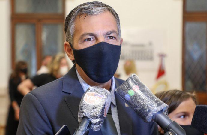 """""""Respetamos las posiciones pero la postura del Gobierno es inamovible"""""""