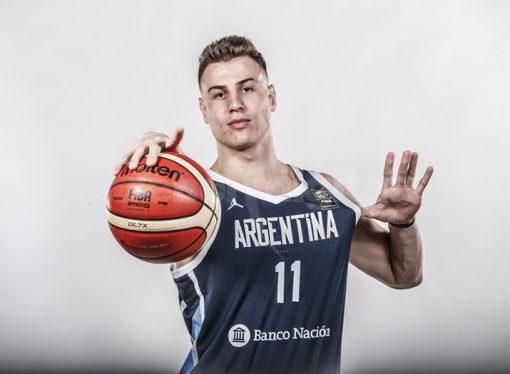 Francisco Caffaro preseleccionado por Argentina para Tokio 2021