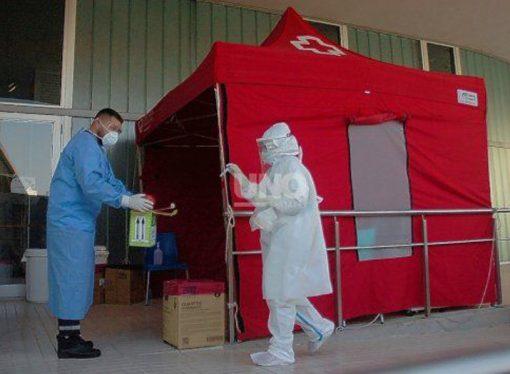 Se registraron más de 800 nuevos casos de coronavirus en la provincia
