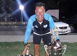 Fernando Cerda es el nuevo entrenador de Atlético Sastre