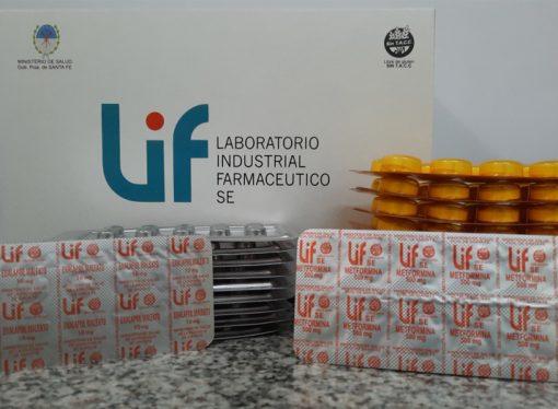El LIF superó las 100 millones de unidades farmacológicas