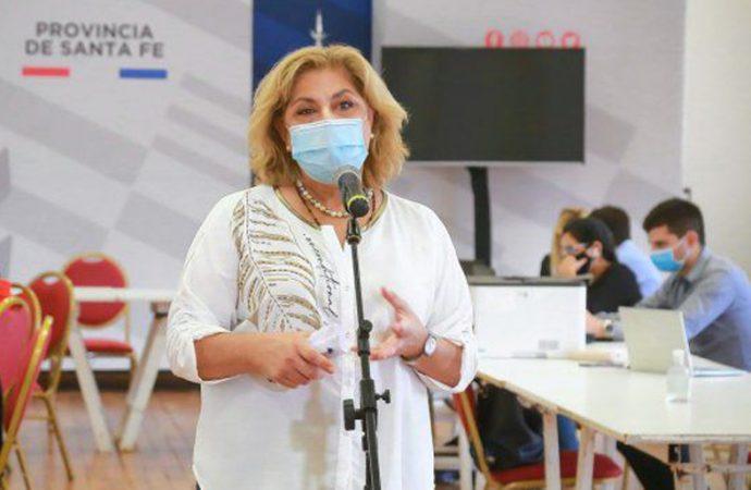 Martorano anunció que habrá equipos formadores para garantizar la interrupción voluntaria del embarazo