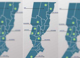 Son 36 las localidades de Santa Fe que se mantienen sin contagios
