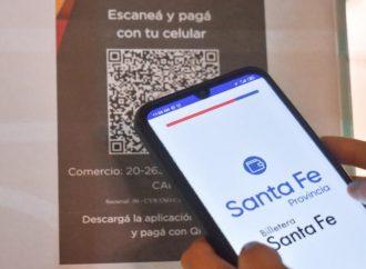 Billetera Santa Fe alcanzó más de un millón de operaciones