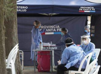 La provincia superó los 280 mil contagios
