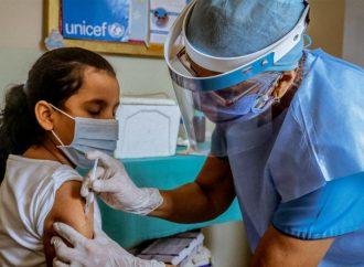 El departamento San Martín ya vacunó al 12 % de su población
