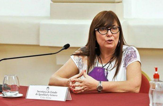 """""""Dimos un gran paso para luchar contra la violencia de género y reducir desigualdades"""""""