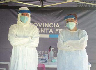 Coronavirus: más de 800 nuevos casos y 10 muertes en la provincia