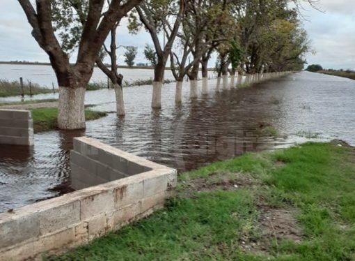 Arce denunció un intento de sabotaje en la obra hídrica de María Susana