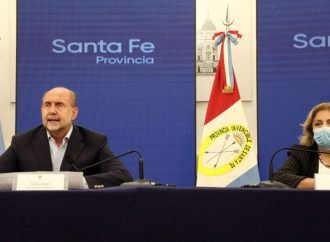 Perotti se reunió con Alberto Fernández para analizar la situación epidemiológica