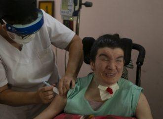Comenzó la vacunación a personas electrodependientes en la provincia