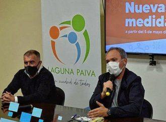 Laguna Paiva: multas por no usar el barbijo y a comercios