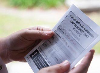 ¿Qué hacer si perdiste el carnet de vacunación contra el covid?