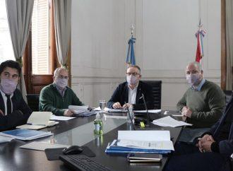 Que dejó la reunión de los diputados y el ministro Lagna