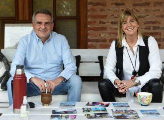 Campaña: la vicegobernadora Rodenas pidió una licencia sin goce de sueldo