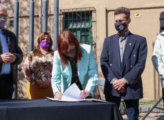 Localidades de Castellanos se sumaron al Fortalecimiento de Áreas de Igualdad