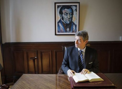 El santafesino Horacio Rosatti es el nuevo presidente de la Corte Suprema