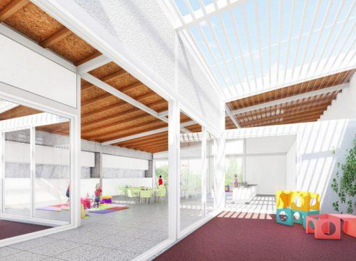 La Provincia construirá en El Trébol uno de los 9 Centros de Desarrollo Infantil