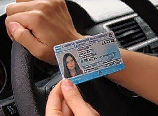 Otra vez prorrogan la vigencia de las licencias de conducir