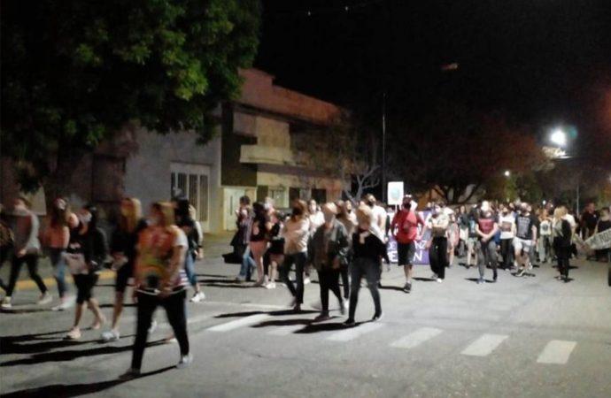 A un año del femicidio de Florencia Gómez: una multitud se unió en un sólo pedido de justicia